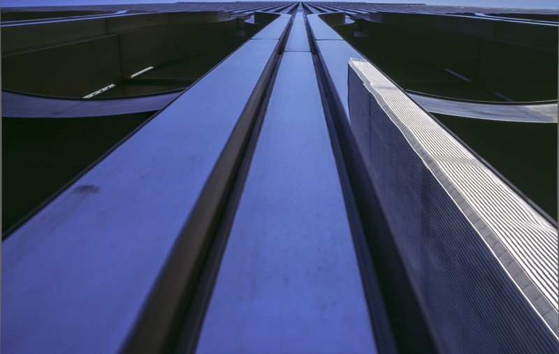 Twin Towers, World Trade Center, New York, 1998