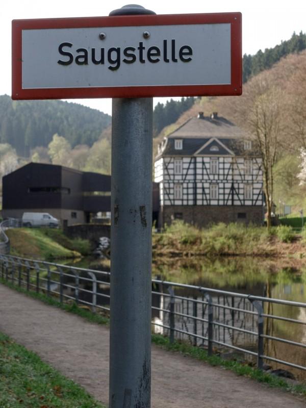 Saugstelle - LWL-Freilichtmuseum Hagen
