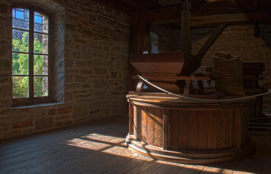 Dampfmahlmühle im Freilichtmuseum Hagen