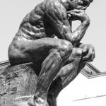 Le Penseur - Musée Rodin, Paris