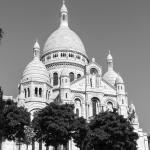 La Basilique du Sacré Cœur de Montmartre - Paris